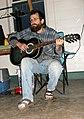 Ron Copeland plays Ovation guitar Our Community Place Harrisonburg VA April 2008.jpg