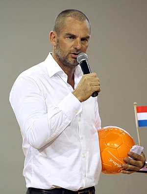 Ronald de Boer - De Boer in 2012