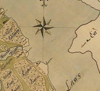 Ropsten - Image: Ropsten 1696