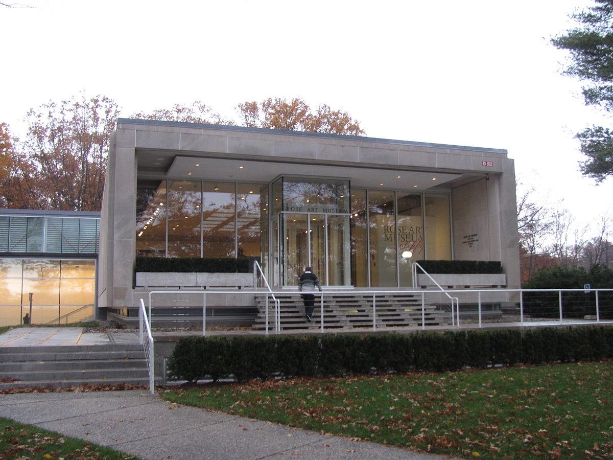 Rose Art Museum Wikipedia