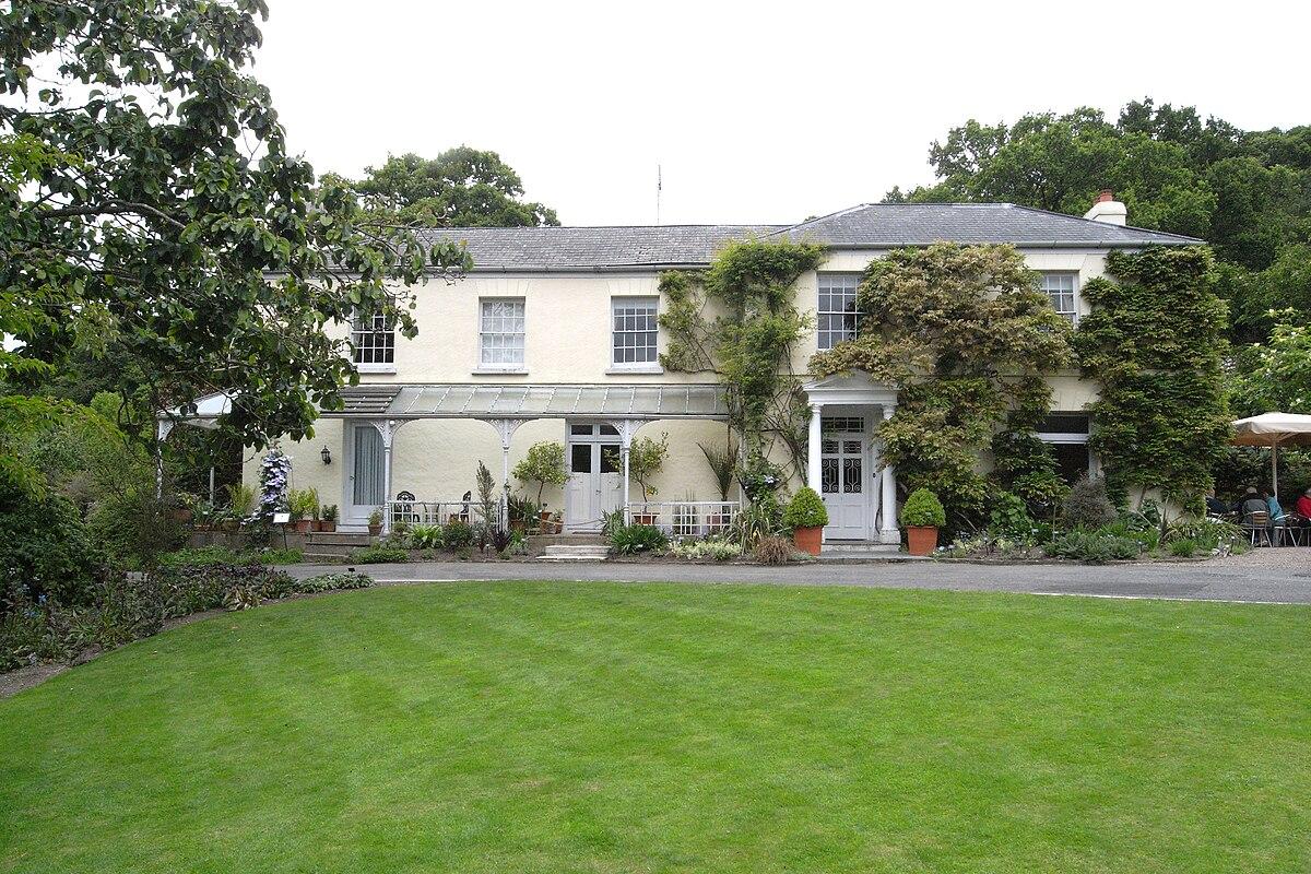 Rhs Garden Rosemoor Wikipedia