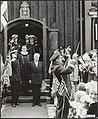 Rotterdam, Noorse zeemanskerk aan de Westzeedijk. Bezoek van de koning van Noorw, Bestanddeelnr 020-0483.jpg