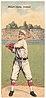 Roy Miller-C. L. Herzog, Boston Doves, baseball card portrait LCCN2007683859.jpg