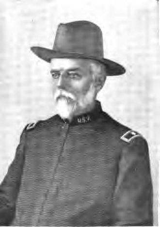 Roy Stone - Brigadier General Roy Stone