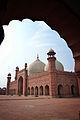 Royal Frame of Badshahi Mosque.jpg