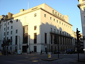 300px Royal Institute of British Architects%2C 66 Portland Place   geograph.org.uk   606671 Recession has driven women out of architecture