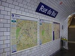 Rue du Bac (Métro Paris)