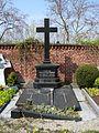 Ruhestätte Prof. Franz A. Rüttinger - Hauptfriedhof Freiburg Breisgau.jpg