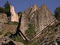 Ruine du barrage-voûte de Malpasset, édifié sur la rivière le Reyran, à Fréjus (Var) - photo 7,.jpg
