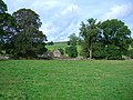 Ruined farm at Lane Head - geograph.org.uk - 566506.jpg