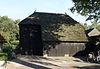 foto van Hallenhuisboerderij 2 Hallenhuisboerderij in ambachtelijk-traditionele stijl, schuur