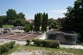 Ruins of Aquincum, bath-house under cover.jpg