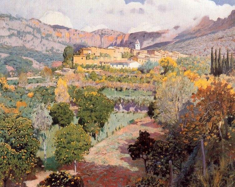 File:Rusinyol el valle de los naranjos.jpg