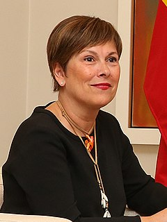 Uxue Barkos Spanish politician