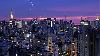 São Paulo Largest city of Brazil
