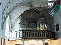 Sæby St Marys church organ.jpg