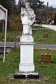 Sümegprága, Nepomuki Szent János-szobor 2021 04.jpg