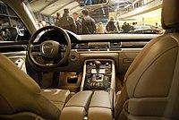 Audi a8 wikipedia facelift audi s8 facelift interior sciox Gallery