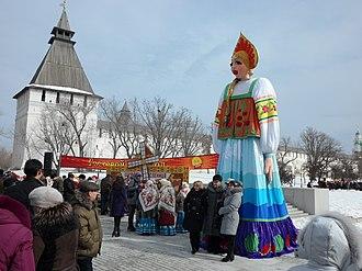 Astrakhan - Astrakhan in 2012