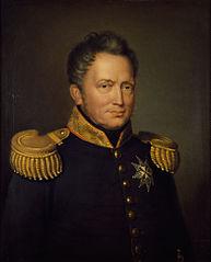 Portret van Willem I (1772-1843). Koning der Nederlanden