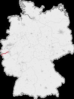 Cologne–Aachen high-speed railway