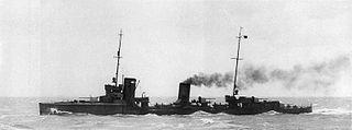 French destroyer <i>Amiral Sénès</i>