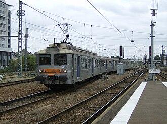 SNCF Class Z 5300 - Image: SNCF Class Z 5300