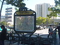 SNV87176-Paris 13e - place Henri-Langlois - entrée de métro.JPG