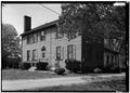 SOUTHEAST FRONT AND NORTHEAST SIDE, CLOSER - Brecknock, U.S. Route 13, Camden, Kent County, DE HABS DEL,1-CAM,3-3.tif