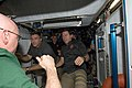 STS-133 ISS-26 the hatches are opened.jpg