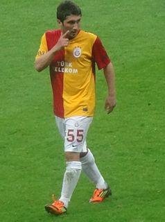 Sabri Sarıoğlu Turkish footballer
