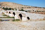 Brücke am Sabun
