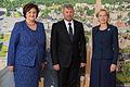 Saeimas priekšsēdētāja piedalās Baltu vienības dienas pasākumos Rokišķos (21532696502).jpg
