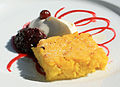 Saffron pancake with dewberry.jpg