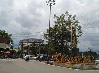 Safilguda Locality in Telangana, India