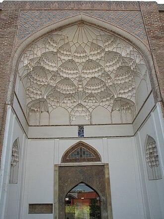 Saheb-ol-Amr Mosque - Image: Saheb Al Amr Mosque
