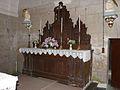 Saint-Antoine-d'Auberoche église autel.JPG