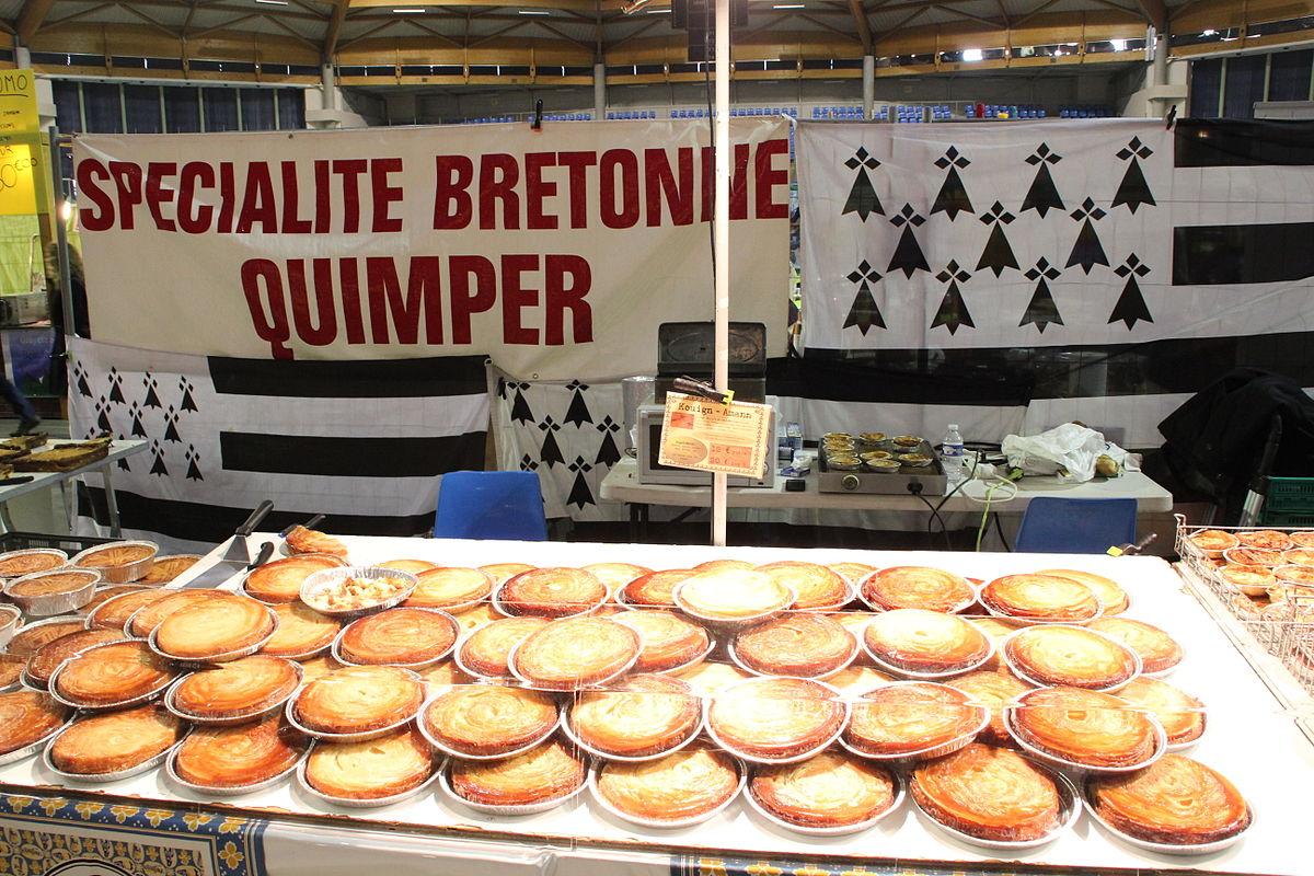 Cuisine bretonne wikip dia - Salon de la gastronomie rennes ...