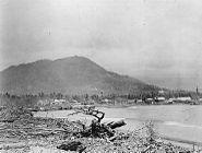 Samoan crisis Apia beach
