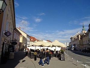 Samobor - King Tomislav Square