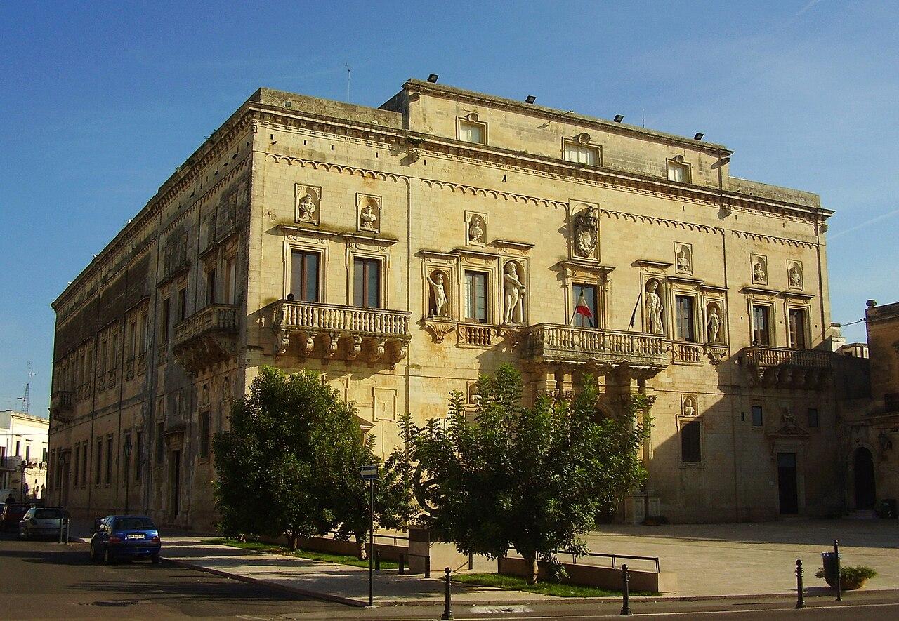San Cesario di Lecce – Veduta