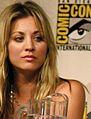 San Diego Comic-Con 2009, Kaley Cuoco.jpg