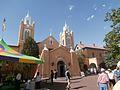 San Felipe de Neri Church 2014 fiestas.jpg