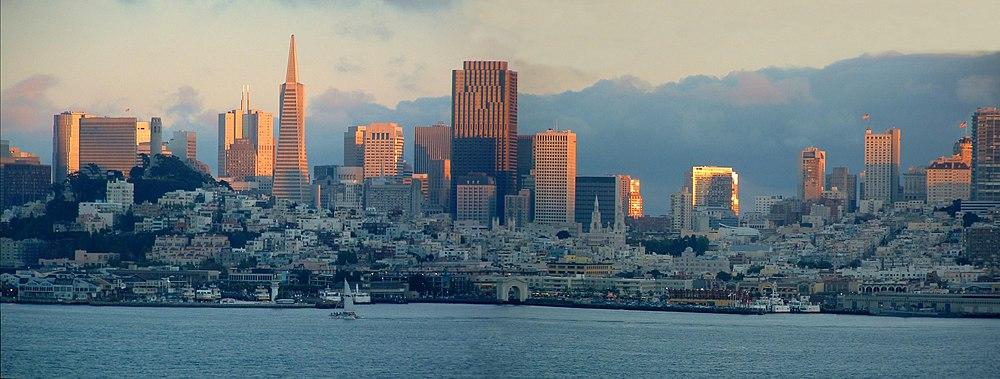 Portal San Francisco Bay Area Selected Panorama Archive