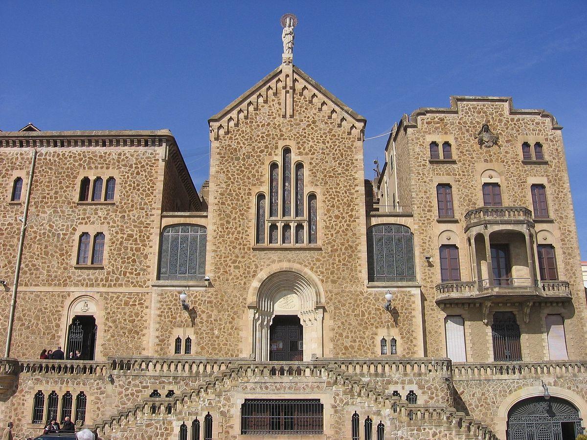 Real santuario de san jos de la monta a wikipedia la - Barcelona san jose ...