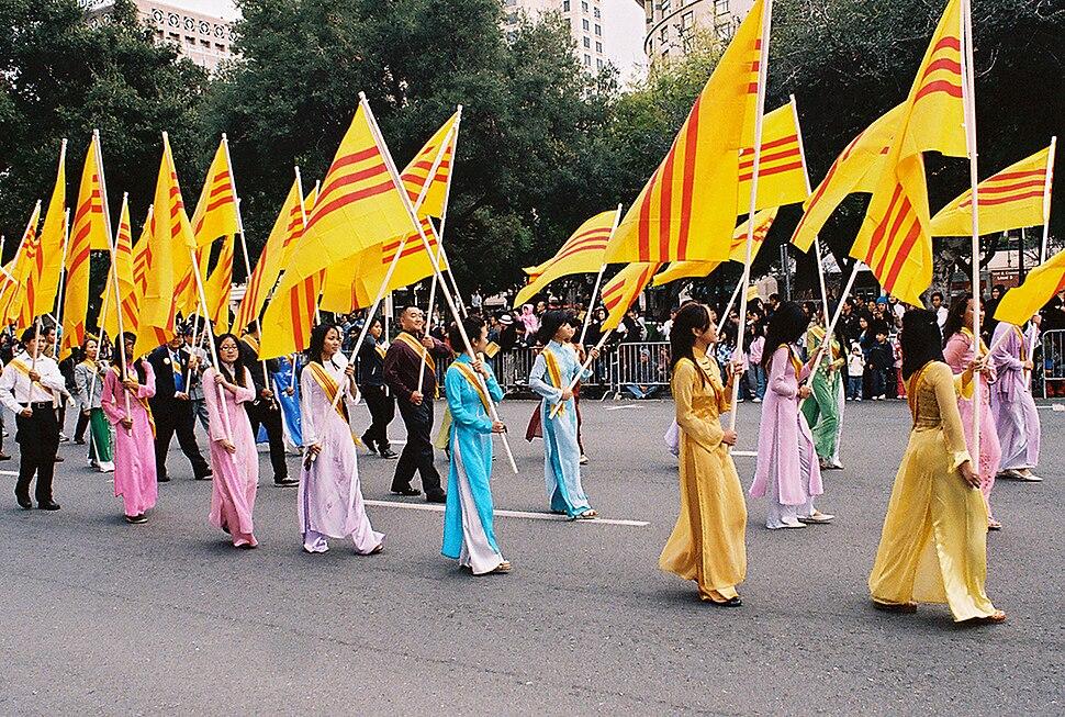San Jose Tet parade, 2009
