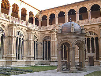 Convento de San Esteban, Salamanca - Cloister of the Kings