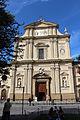 San marco, facciata di fra' giovan battista paladini, 1777-78, 03.JPG