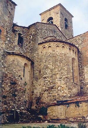 San Casciano in Val di Pesa - Pieve of San Pancrazio.