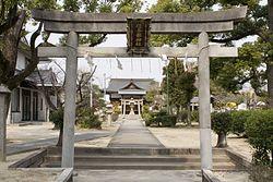 佐奈部神社 - Wikipedia